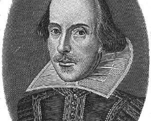 Marlowe as William Shakespeare